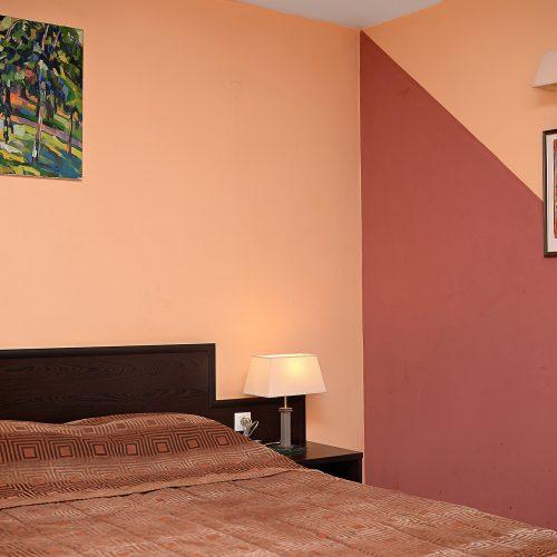 """Двойна стая - спалня - арт-хотел """"Зора"""""""